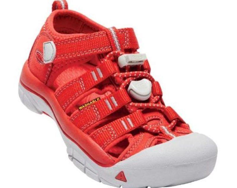 premium selection 1af3b 9b3e3 sandali Keen NEWPORT H2 K, ognjeno rdeča